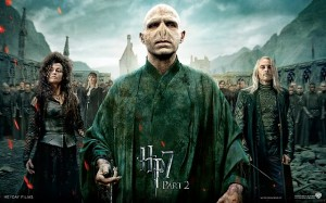 harry potter deathly hallows 2 poster
