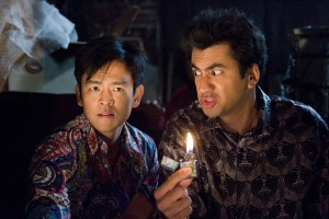 Harold and Kumar Escape from Guantanamo Bay movie image John Cho and Kal Penn
